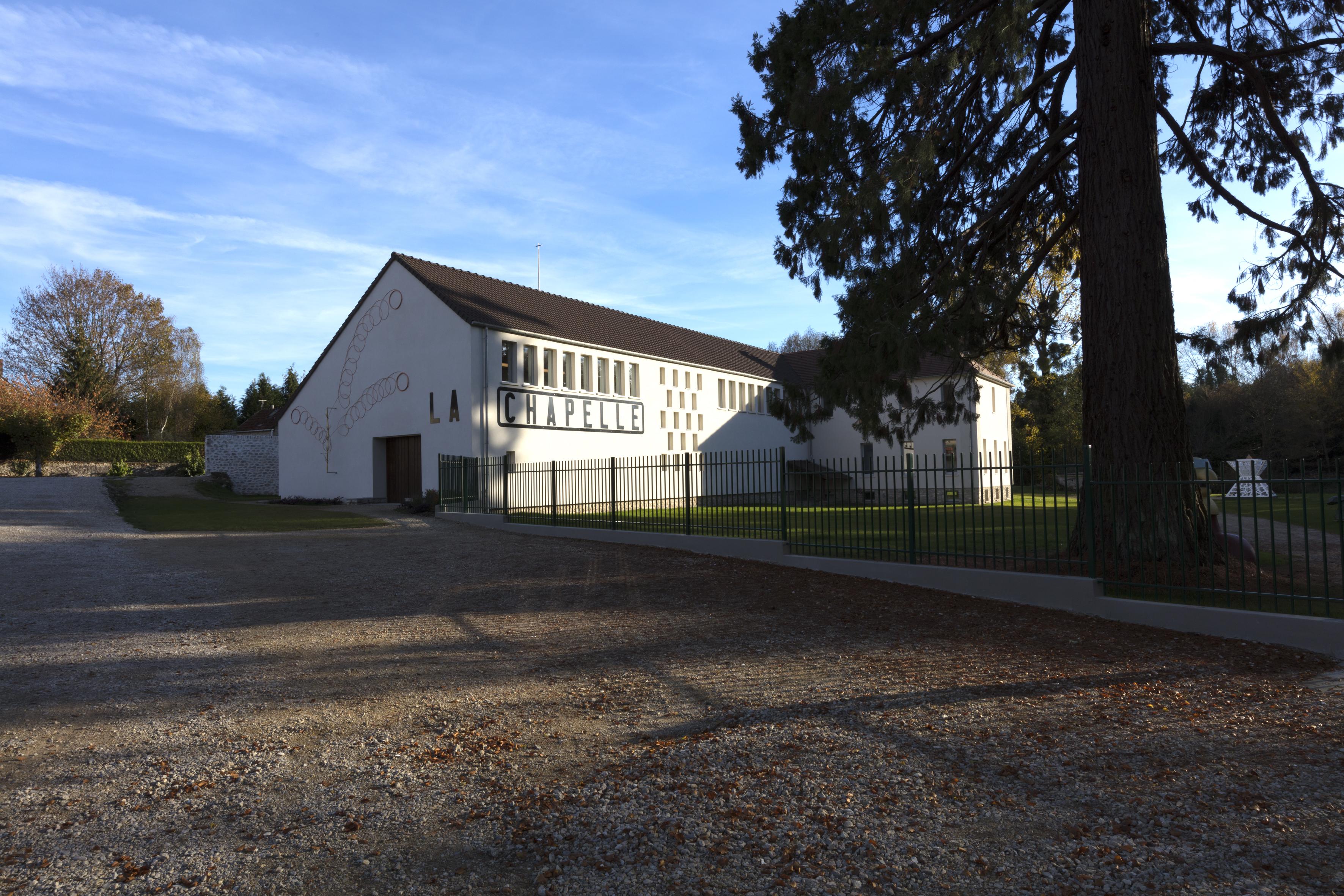 La Chapelle de Clairefontaine