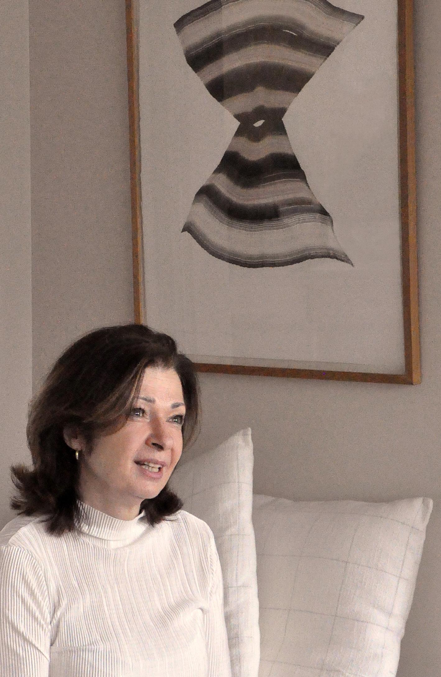 Portrait de Sabine Kranz, architecte d'intérieur